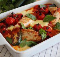 Italian baked chicken